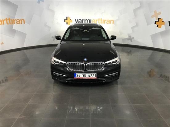 BMW Yeni 520i