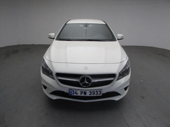 Mercedes CLA 180 CDI