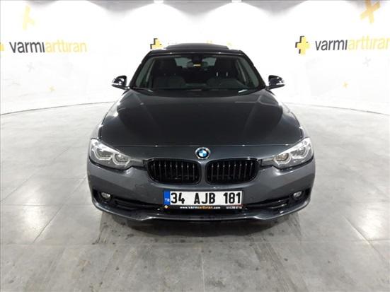 BMW Yeni 320 D
