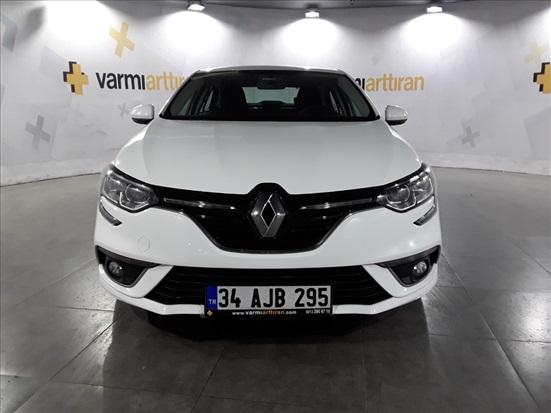 Renault Yeni Megane